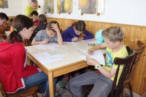 Kreslíme mapy na nedělní okruhy