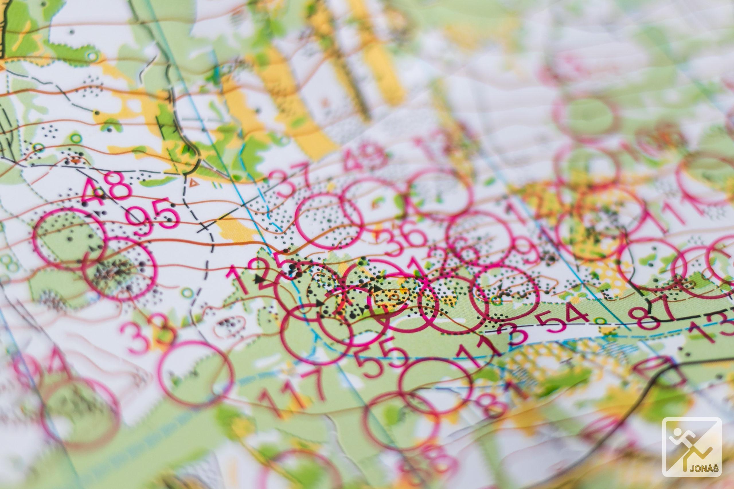 USK OB Archiv map